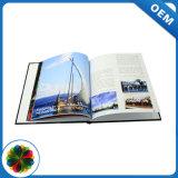 Customized profissionais de alta qualidade do livro de ilustrações do melhor preço