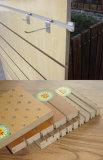 スーパーマーケット装置のSlatwallのパネル