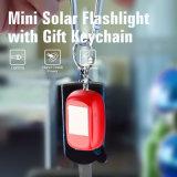 Mini Lampe torche à LED Dynamo Key Ring Main petite torche de lancement