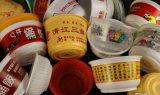 سرعة عال بلاستيكيّة فنجان [أفّست برينتينغ مشن] ([يق/013-6])