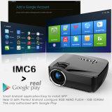 Android 4.4.2 Proyector Amlogic C6 S805 1800 lumens