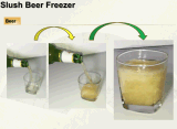 La bière congélateur