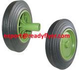 """200 mm/8"""" Wheelie Rueda Bin para móviles de cubo de basura de plástico"""