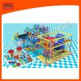 Kleinkind-weicher Spielplatz-Innenspiel-Bereich mit Trampoline-Park