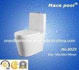 최신 목욕탕 위생 상품 Siphonic 한 조각 세라믹 화장실 (8029)