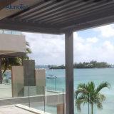 Aluminiumlegierung-Swimmingpool-Dachpergola-Kabinendach-Deckel