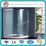 Casa de banho completa com chuveiro de vidro/Cabina de Duche