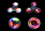 중국 제조자 LED는 싱숭생숭함 손 방적공 장난감을 불이 켜진다
