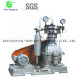 Compressore d'amplificazione del diaframma di pressione del gas dell'ammoniaca