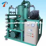 ステンレス鋼の高真空の変圧器の油純化器(ZYD-50)