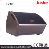 250 Watts 10 pouces Coaxial Full Freq Professional Système de sonomètre au sol Haut-parleur