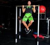 2017 OEM respiración sublimada deporte MMA hombres luchando pantalones cortos