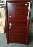 EXWの工場価格のHaojunナイジェリアの鋼鉄外部ドア
