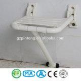 Сложенный стул ванной комнаты Disable табуретки ливня анти- выскальзования Nylon
