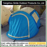 2 Pessoa barato dobra de estoque de depósito Camping tenda de Pop-up
