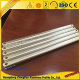 Frame de alumínio anodizado para o indicador e a porta