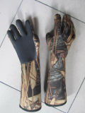 Los guantes de neopreno para Caza y Pesca (HX-G0068)