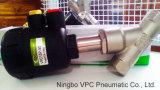 Y-Tipo válvula do assento do ângulo do aço inoxidável