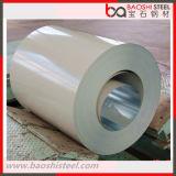 L'acier laminé à froid Coil/PPGI a enduit la bobine d'une première couche de peinture en acier galvanisée