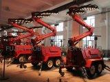 De LEIDENE van de Fabrikant van China Mobiele Toren van de Verlichting met 270L de Tank van de Brandstof