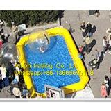 [توب قوليتي]/زاويّة ماء كرة! ! [جومبو] ماء كرة, قابل للنفخ ماء كرة, ماء يمشي كرة