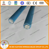 Fio de alumínio 600V de Thhn do fio aprovado de nylon do UL 6AWG Thhn do revestimento
