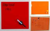 Cartes de dessin pour enfants Panneaux blancs pour messages en verre magnétique