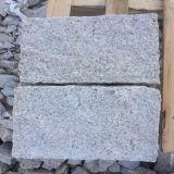 G682, granito, granito giallo, colore giallo di tramonto, mattonelle di pietra, mattonelle del granito