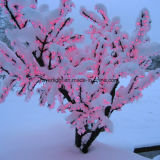La decorazione di natale di inverno LED illumina l'indicatore luminoso del ciliegio