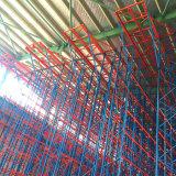 中国からの自動倉庫のラッキングシステム