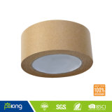 Ruban adhésif en papier Kraft adhésif solide Ruban gommé avec colle thermofusible