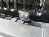 ジープの正方形5.75インチのフロント・バンパLEDのヘッドライト