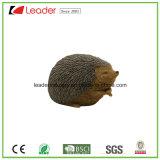 Estátua decorativa do Hedgehog de Polyresin para os ornamento Home da decoração e do jardim