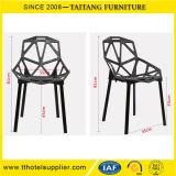Silla al aire libre de los PP de los muebles del jardín de la silla amontonable del ocio