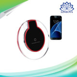 Samsung LG iPhone를 위한 Qi 이동 전화 전력 공급 무선 충전기