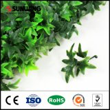 Paisajes exteriores Hedge Verde falso para balcones Screening