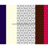 100%Polyester druckte Retro Zelle Pigment&Disperse Gewebe für Bettwäsche-Set