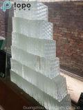 Sehr klare Form-dekoratives Kunst-Glas (Atp)