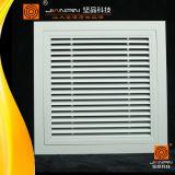 Het populairste Traliewerk van de Lucht van de Terugkeer van het Aluminium in Systeem HVAC