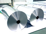 Feuille de papier aluminium pour le tabac l'application