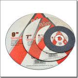 Disco de Corte abrasivos de alta qualidade cubas de aço inox a roda de corte