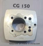 Blocchetto di motore del motociclo, pezzi di ricambio del motociclo, cilindro del motociclo (CG150)