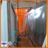 Sistema residuo della colonna di distillazione dell'olio per motori del motore