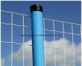 Сваренная загородка звена цепи панели загородки ячеистой сети