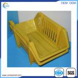 De aangepaste Gekleurde Plastic Manden Van uitstekende kwaliteit van de Opslag