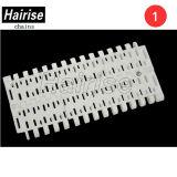 ISO Hairise Rejilla empotrado Modular Transportador de cinta perforada con