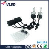 Accesorios de las piezas de automóvil Las últimas luces del coche 800W 8000lm Zes G9 LED H7