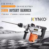 Beroeps van de Hulpmiddelen van de Macht van Kynko 26mm Roterende Hamer Kd08