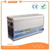 Suoer 1000W DC 12V AC 220V del vehículo Inversor de potencia (SFA-1000A)
