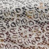 Tessuto lavorato a maglia caldo del merletto del tessuto classico del merletto